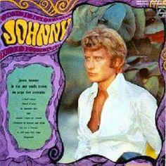 Johnny Hallyday Jeune Homme (LP)- Spirit of Rock Webzine (fr)