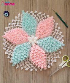 Crochet Sunflower, Crochet Flowers, Cute Crochet, Crochet Hooks, Crochet Patterns Amigurumi, Knitting Patterns, Macrame Toran, Cross Art, Kids Blankets