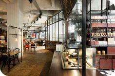 Restaurant Usine Eindhoven