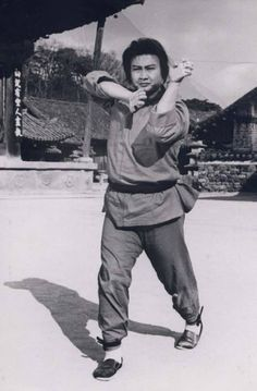 The 36th Blogger of Shaolin  Sammo Hung then...