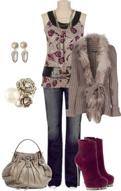 """""""Just an Everyday Look"""" by ggulan on Polyvore"""