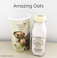 Amazing OatsBy Brooke SimoneThere's no better way to start the day than with a hearty bowl of oatmeal. Why not make it even healthier and more satisfying than ever before? This recipe will make 2 s...