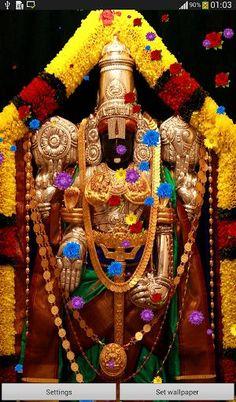 Download Tirupati Balaji Live Wallpaper APK to PC | Download