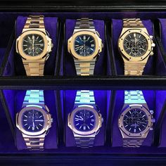 Let the Lume Consume You See stories for more cool watches!