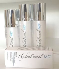 A Life, Not As Advertised: The Hydrafacial: an easy way to beautiful skin!
