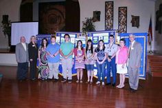 Congrats to all our Rotary Club of Dawson County Laws of Life essay winners from Dawson County High School.