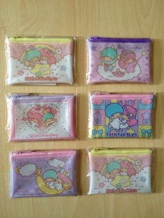 【2013】Coin Purses ★Little Twin Stars★