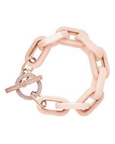 Michael Kors Link Toggle Bracelet