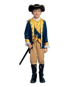 Multicolor Patriot Boy Dress-Up Set - Kids #zulily #zulilyfinds