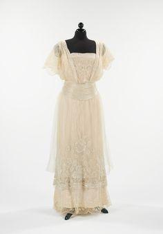 [1910 / 1914] - Robe d'été du dimanche