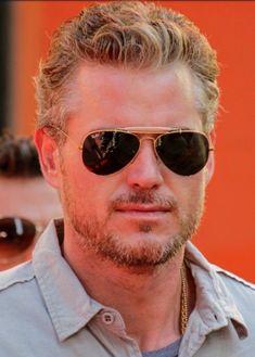 Eric Dane Eric Dane, Greys Anatomy, Pilot, That Look, Mens Sunglasses, Nice, Grey's Anatomy, Pilots, Men's Sunglasses