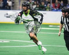 Saskatchewan Rush Lacrosse: It's been a banner year for the Rush. Not only did this National Lacrosse League Western Division team move to Saskatoon from Edmonton, they made believers out of the hometown crowd when they brought home the 2016 Champion's Cup. Lacrosse, Division, Crowd, Westerns, Champion, Banner, Bring It On, Banner Stands, Banners