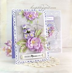 3 kartki na Dzień Matki