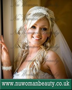Wedding Veil with Long Hair | Wedding Hairstyles For Long Hair With Veil Rbjiomne …