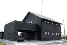見晴らしのいい いなかの山小屋の家 外観2 重量木骨の家 選ばれた工務店と建てる木造注文住宅