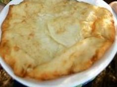 Navajo Fry Bread Recipe - Used whole wheat and fried in olive oil - they came out perfect!