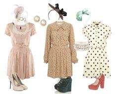 Te damos algunos tips para lucir un bonito y femenino #look #vintage  http://www.adoleteen.com/como-tener-un-look-vintage/