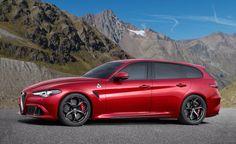 Alfa Romeo giulia SW