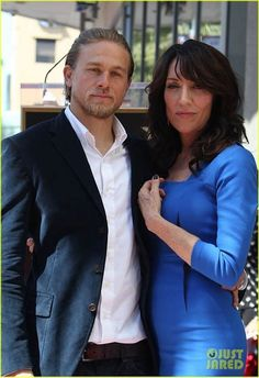 Image result for Charlie Hunnam and His First Wife