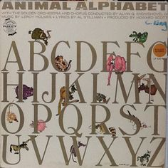 N.O.P.  The Golden Orchestra and Chorus, Animal Alphabet