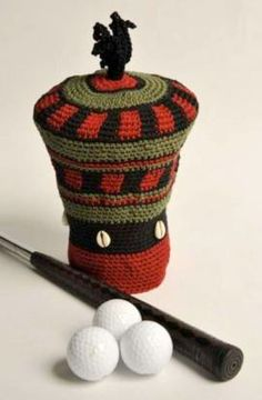 Amigurumi Golf Club Covers : 1000+ images about club covers on Pinterest Golf club ...
