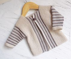 30 Excellent Image of Ravelry Knitting Patterns Baby . Ravelry Knitting Patterns Baby Ravelry Ba Sideways Knit Cardigan With Stripe Pattern Oge