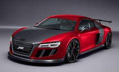 2013 Audi R8 GTR by ABT pictures. 93652 high resolution wallpapers