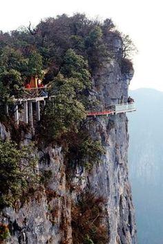 Sentiero della fiducia: skywalk in Cina (Foto 5/21) | NanoPress Viaggi