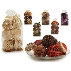 Decorative bauble (10 x 38 x 20 cm) 6 pcs Tea Storage, Ashley Furniture Industries, Shops, Kugel, Household Items, Flower Decorations, Decorative Items, Cool Things To Buy, Place Card Holders