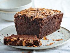 Chocolate-Coconut Pound Cake Recipe | Epicurious.com