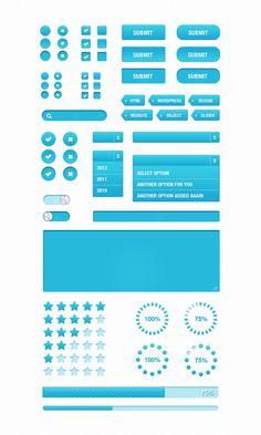 Free Download: Sky UI Kit