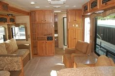 2011 North Country Travel Trailer here is a slightly used 2011 North Country by Heartland. This unit has a huge kitchen area with large amounts of storage with a slide out pantry area. Slide Out Pantry, Huge Kitchen, Used Rvs, North Country, Rvs For Sale, Furniture, Home Decor, Decoration Home, Room Decor