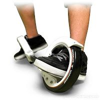 Skatecycle super cool gadget to replace the skateboard and rollerskates