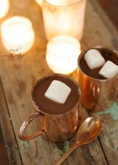 Bring cozy warmth to