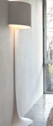Half wall light