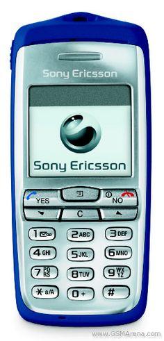Sony Ericson T600 (tiny light height phone)