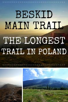 Beskid Main Trail (Główny Szlak Beskidzki) is the longest trail in Poland more than 500km long going through most ranges of Beskidy mountains. Hiking this diverse trail is one of the greatest backpacking adventures. Click and check it out today!