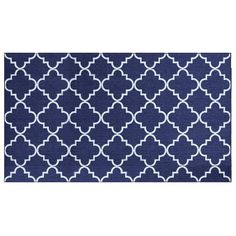 $174 Kohls Mohawk Home Fancy Trellis Geometric Rug - 8' x 10' #GeometricRugs