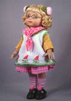 ©Mary Engelbreit Anything's Possible 2005 Robert Tonner DRESSED DOLL TS-E10D-02-006 LE1000 Originally Sold For $89.99
