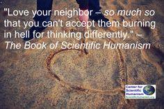 Love Your Neighbour, Burns, The Book, Love Thy Neighbor