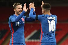 England Football Players, England Players, Darren Randolph, Jack Grealish, England Goals, Football Updates, Gareth Southgate, England National, Wayne Rooney