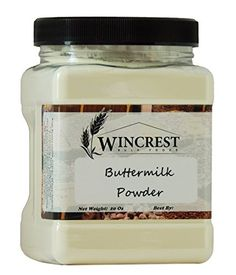 Buttermilk Powder - 1.25 Lb Container (20 Oz) >>> Special offer just for you. : baking desserts recipes