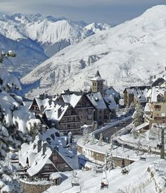Baqueira Beret, Spain: is this the world's best ski resort? - Telegraph