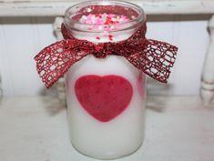 ~PRiMiTivE handmade Bowl Filler Nugget candles scented Caramel Vanilla Icing~