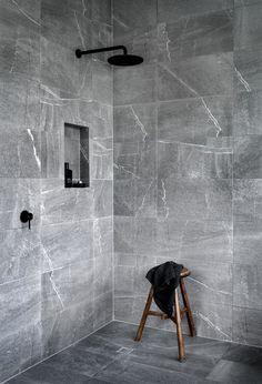 Open House : 48 Seventh Ave Kedron, Brisbane Zen Interiors, Timber Deck, Nautical Bathrooms, Queenslander, Storey Homes, Australian Homes, Indoor Outdoor Living, Stone Tiles, Bathroom Inspiration