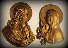 Antique Art Deco Era Gold Gilt Over heavy bronze by AVINTAGEVAULT, $75.00