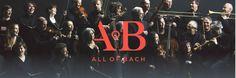 All of Bach: opnamen van de 1080 werken van Johann Sebastian Bach, uitgevoerd door de Nederlandse Bachvereniging en vele gastmusici.