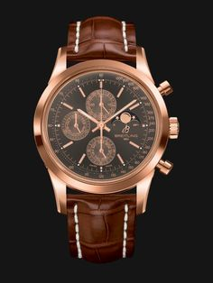 Transocean Chronograph 1461 - Breitling - Instruments for Professionals