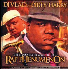 Notorious BIG Rap Phenom Collection Mixtape Compilation