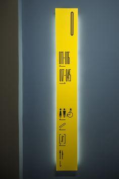 Tobaco Hotel / EC-5 #grafica #design #segnaletica